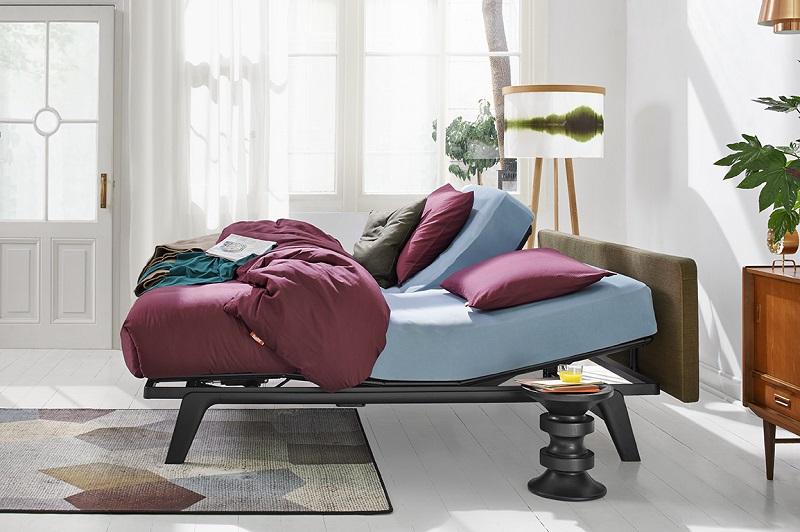 Como dormir bem com as camas Auping