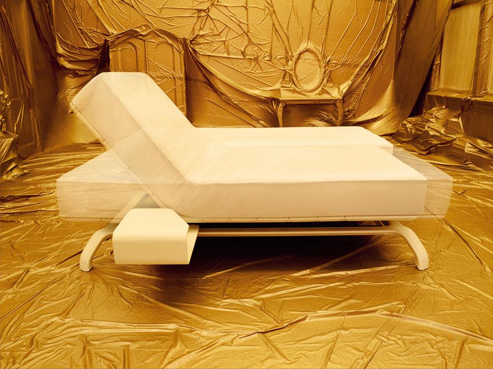 Royal: A melhor cama de alta tecnologia da Auping