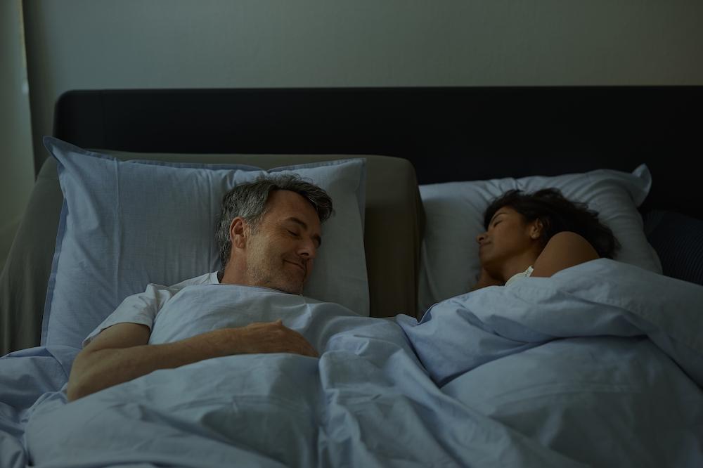 cama de casal inteligente