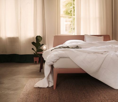 Auping: Conheça a cama sustentável e de alta-tecnologia