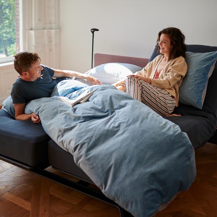 Smart Bed - Conheça a Alta-tecnologia das Camas Auping